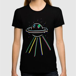 You see me like a UFO T-shirt