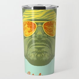The Lebowski Series: Walter Travel Mug
