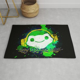 Let's drop the beat! Rug