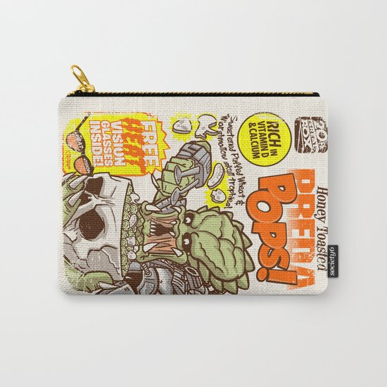 PredaPOPS! Carry-All Pouch