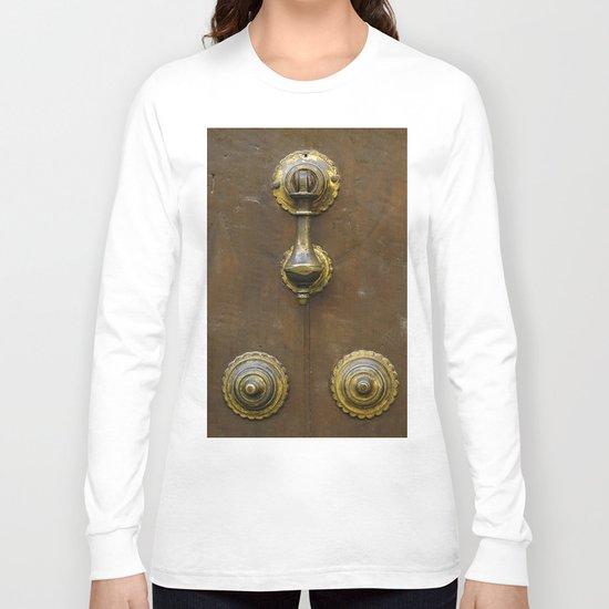 Historic door Long Sleeve T-shirt