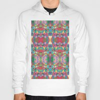 darren criss Hoodies featuring Criss Cross Colorful by GT6673