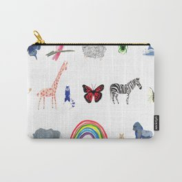 Animals & Kids Carry-All Pouch