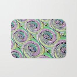 Colorful Decorative Buns #3 Bath Mat