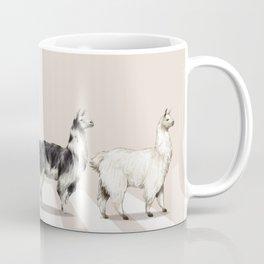 Llama The Abbey Road #2 Coffee Mug