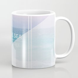 LET THE SEA SET YOU FREE Coffee Mug
