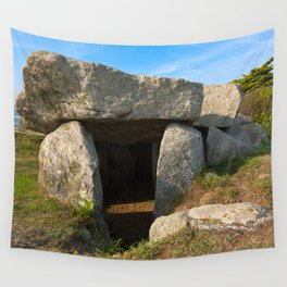 Le Trepied Dolmen Wall Tapestry