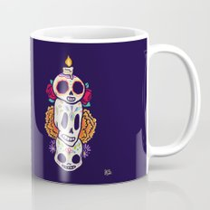 Caliveras Day of the Dead Mug