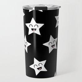 Happy Stars Travel Mug