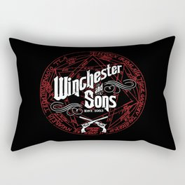 Winchester & Sons Rectangular Pillow