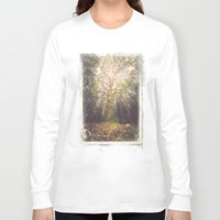 outdoor Long Sleeve T-shirts featuring The taller we are by HappyMelvin