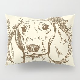 Sausage Pillow Sham
