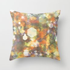 Bitmap #2 Throw Pillow