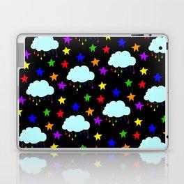 I wish it could rain colors Laptop & iPad Skin