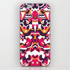 Tell Me What You See iPhone & iPod Skin