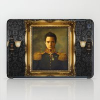 replaceface iPad Cases featuring Elijah Wood - replaceface by replaceface