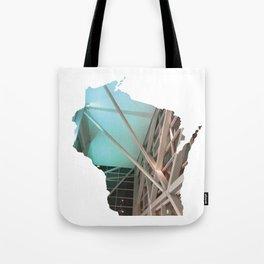 Wisconsin ii Tote Bag