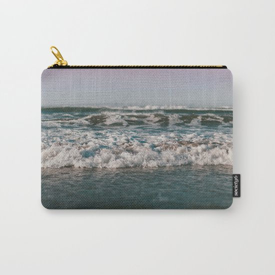 Ocean Crash Carry-All Pouch