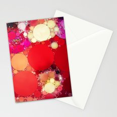 Colorful Imagination Stationery Cards