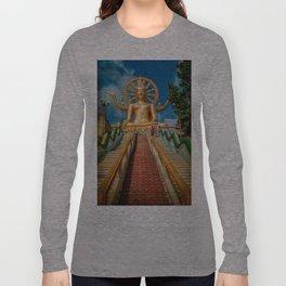 Lord Buddha Long Sleeve T-shirt