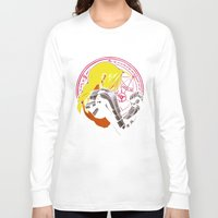 fullmetal alchemist Long Sleeve T-shirts featuring YELLOW HAIR ALCHEMIST by BradixArt