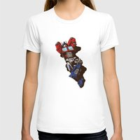 optimus prime T-shirts featuring Optimus  by Sergey Yaroshenko