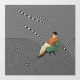 New Dimensions IV Canvas Print