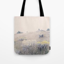 August Gold Tote Bag