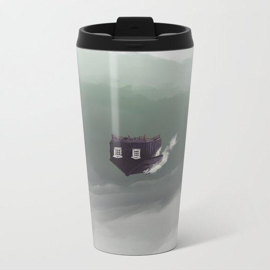Unsettled Metal Travel Mug
