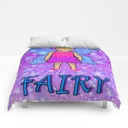 Little Fairy Comforters