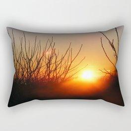 Spanish Sunrise Rectangular Pillow