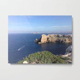 Menorca - Es Mercadal Metal Print