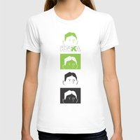 kafka T-shirts featuring Kafka Faces by Kafka Prepa Abierta