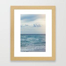 If You Let Go Framed Art Print
