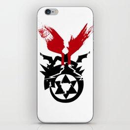 Fullmetal Alchemist - Edward Elric iPhone Skin