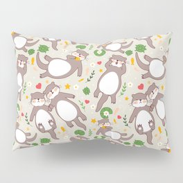 Significant otters Pillow Sham