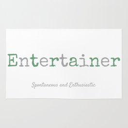 Entertainer Rug