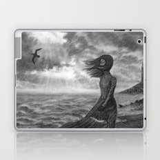 The Lighthouse Keeper's Daughter Laptop & iPad Skin
