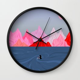 Within // Without Wall Clock