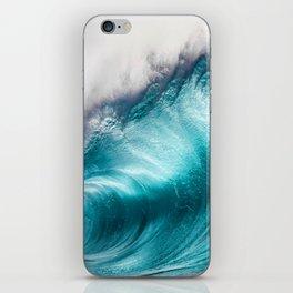 The Wave XoX iPhone Skin