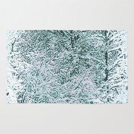 Winter Storm Rug