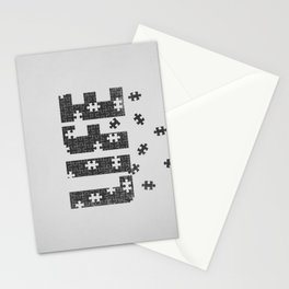 Lets Play a Game Stationery Cards