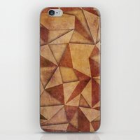 brown iPhone & iPod Skins featuring Brown by jbjart