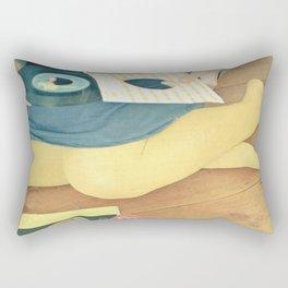 Vinyl Rectangular Pillow