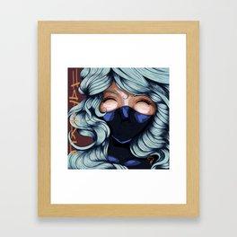 Hatake Rin Framed Art Print