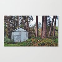 shabby chic Canvas Prints featuring Shabby Chic by Amy Muir