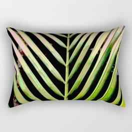 Natural Stripes Rectangular Pillow