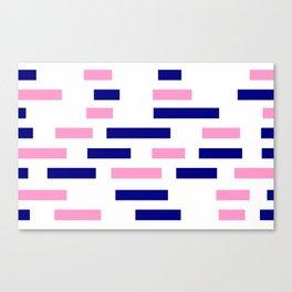 Marinière mariniere variation XII Canvas Print