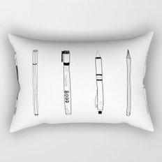 US AND THEM Rectangular Pillow
