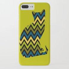 Zig Zag Cat 1 Slim Case iPhone 7 Plus